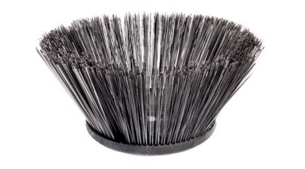 gutter broom wire